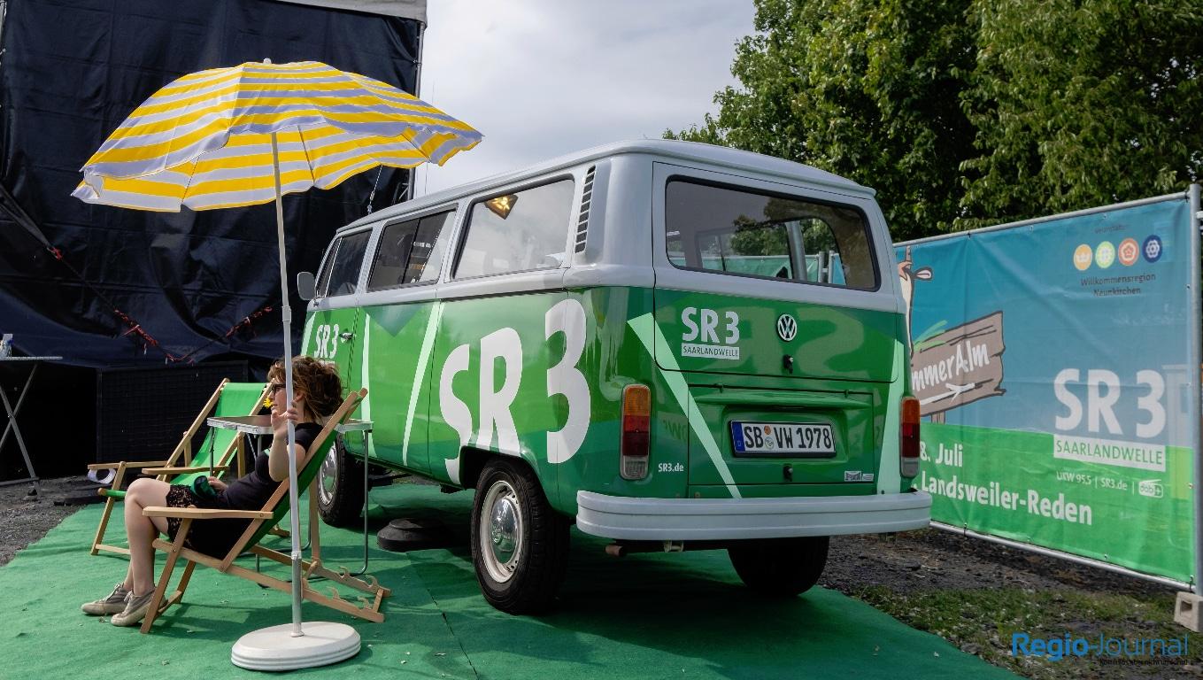 SR3 SommerAlm 20.07.2019