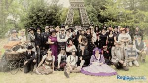 2. Steampunk picnic in Bexbach