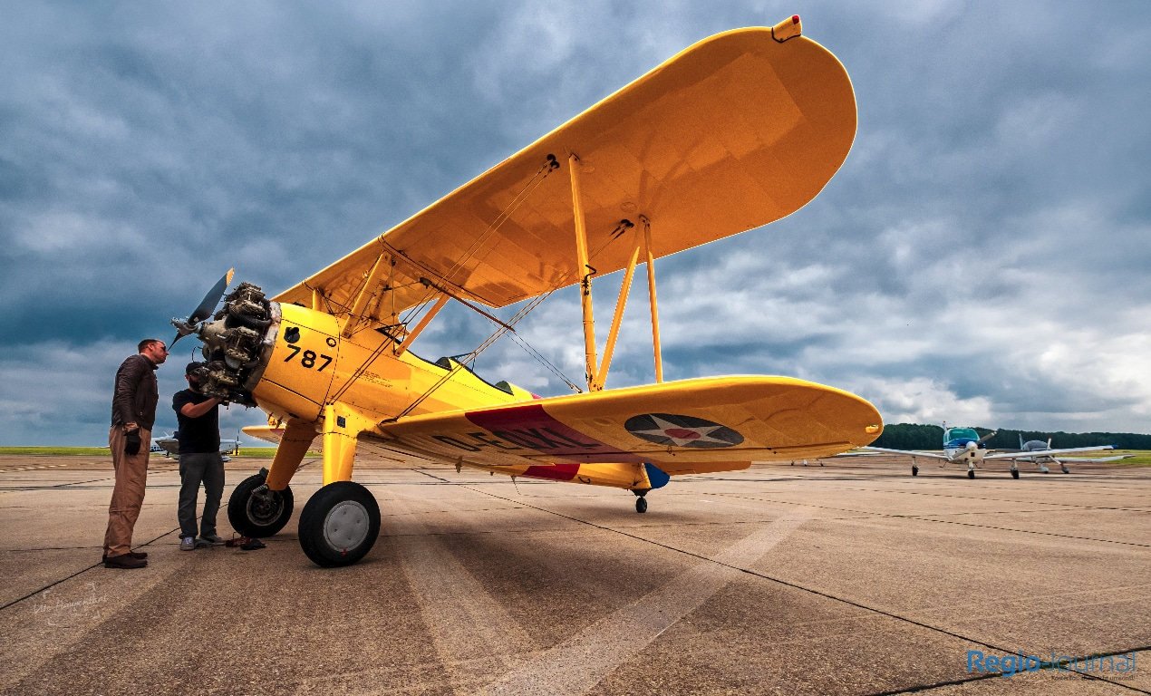 Fly-Inn Oldtimer-Flugzeuge Zweibrücken