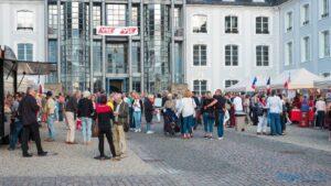16. Bal Populair am Saarbrücker Schloss