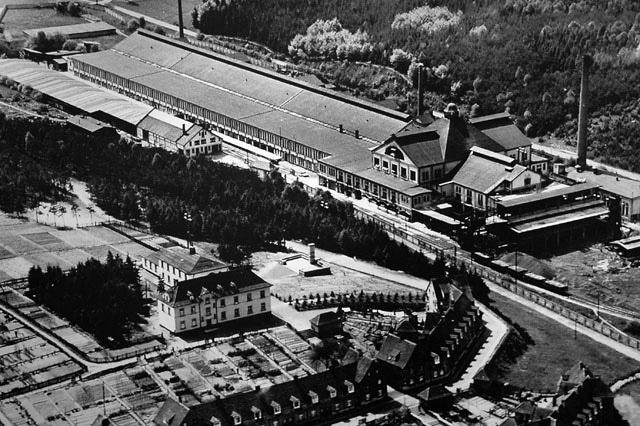 Vereinigte Vopeliussche und Wentzelche Glashütten GmbH