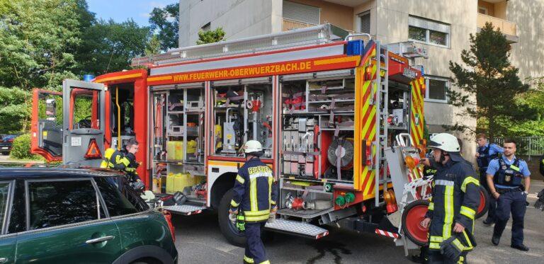 Feuerwehr St. Ingbert