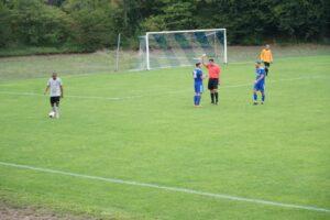 Saarlandpokal: SV Kirkel - Hellas 05 Bildstock