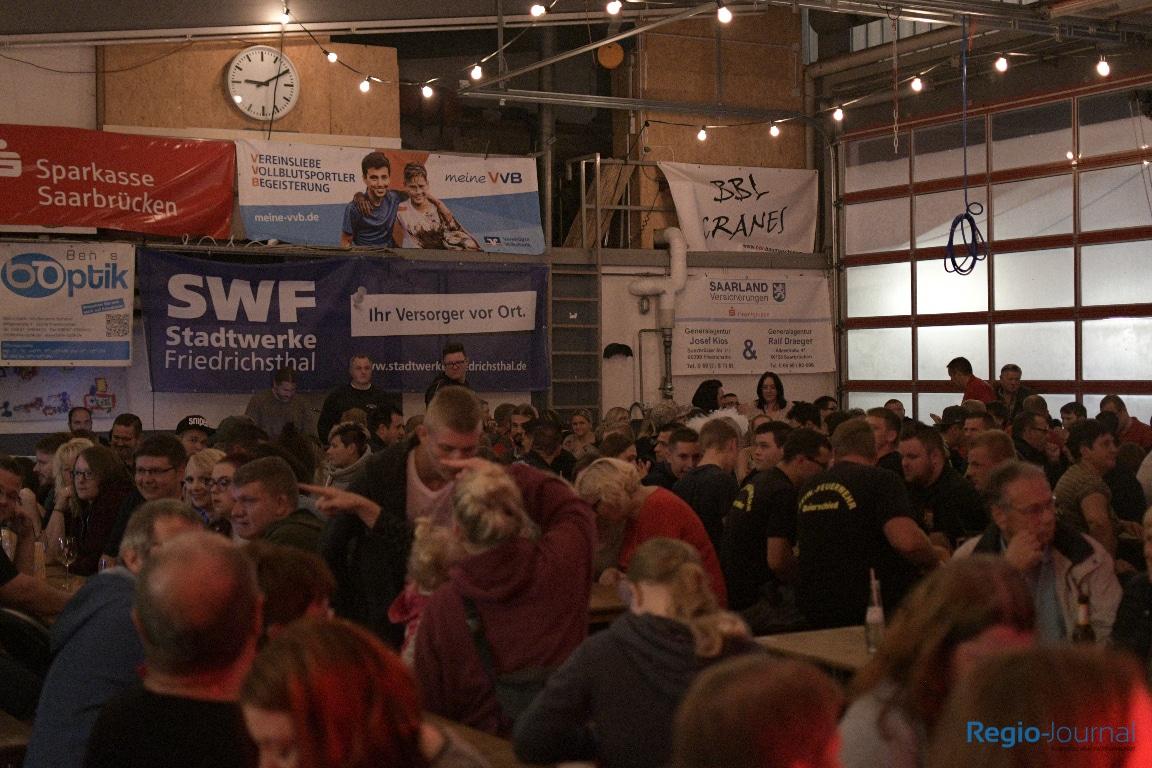 Feuerwehrfest der Freiwilligen Feuerwehr Friedrichsthal