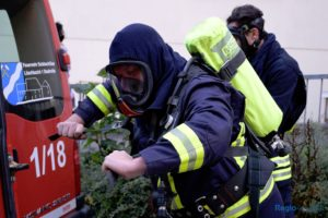 Jahreshauptübung der Feuerwehr Sulzbach