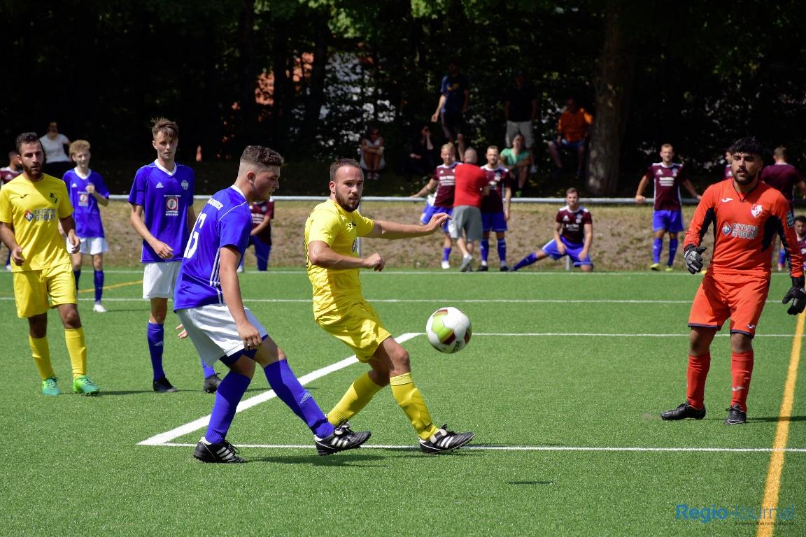 Hellas 05 Bildstock II - Borussia Neunkirchen II