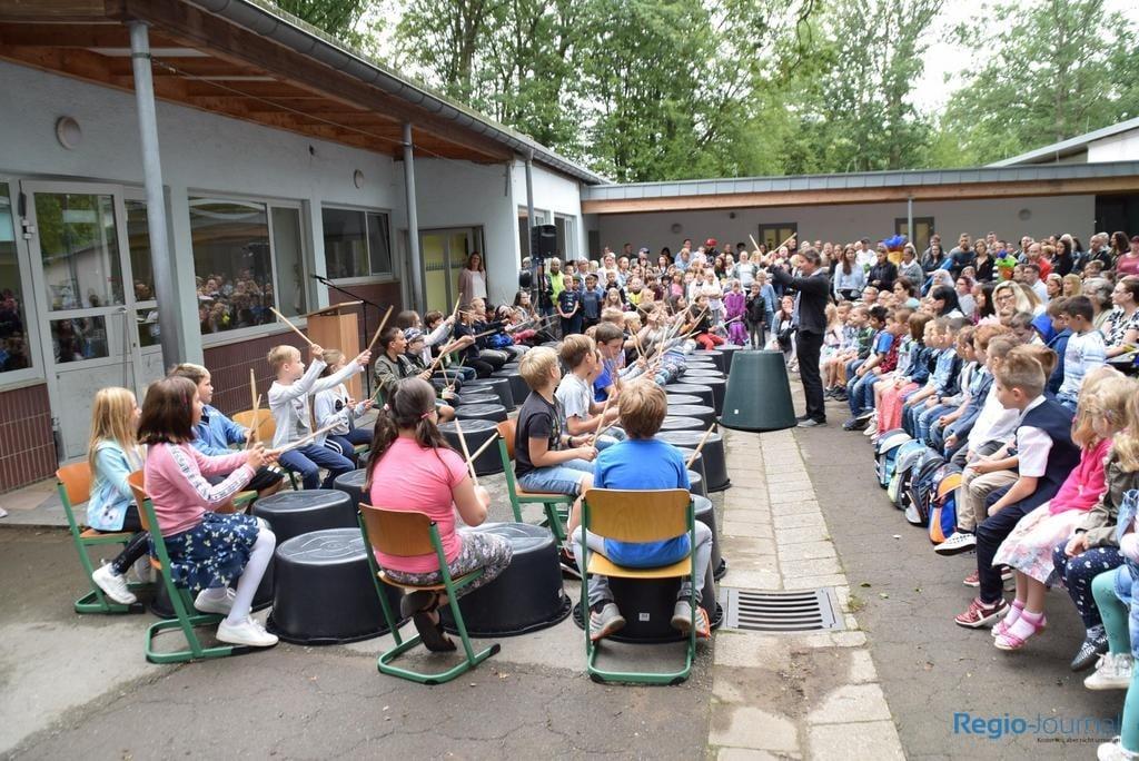 Einschulung Waldschule Altenwald