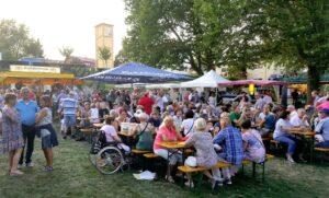 Gourmet- und Kunstmarkt 30.08.2019