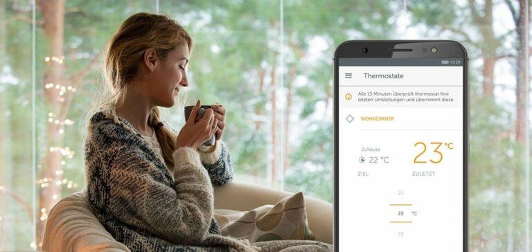 Smart heating - Gigaset