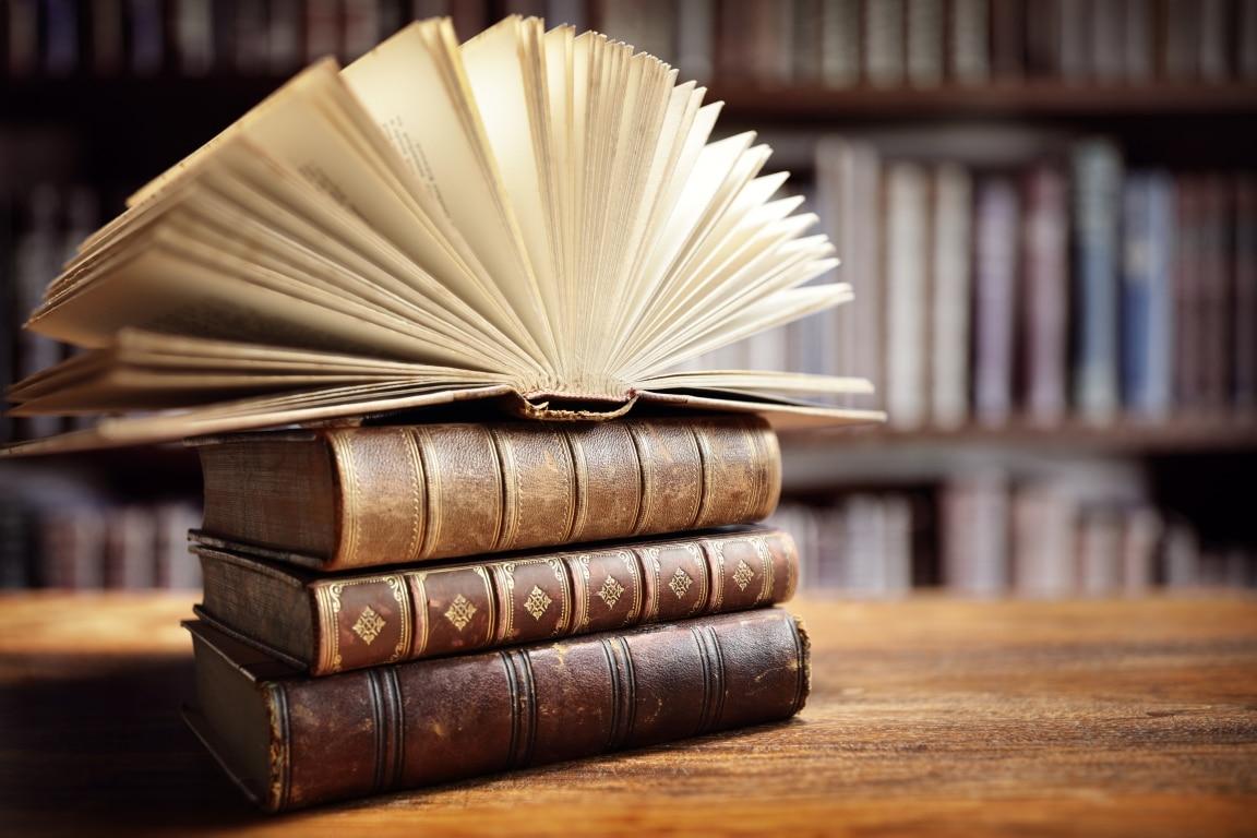 Buch Bücherei Literatur