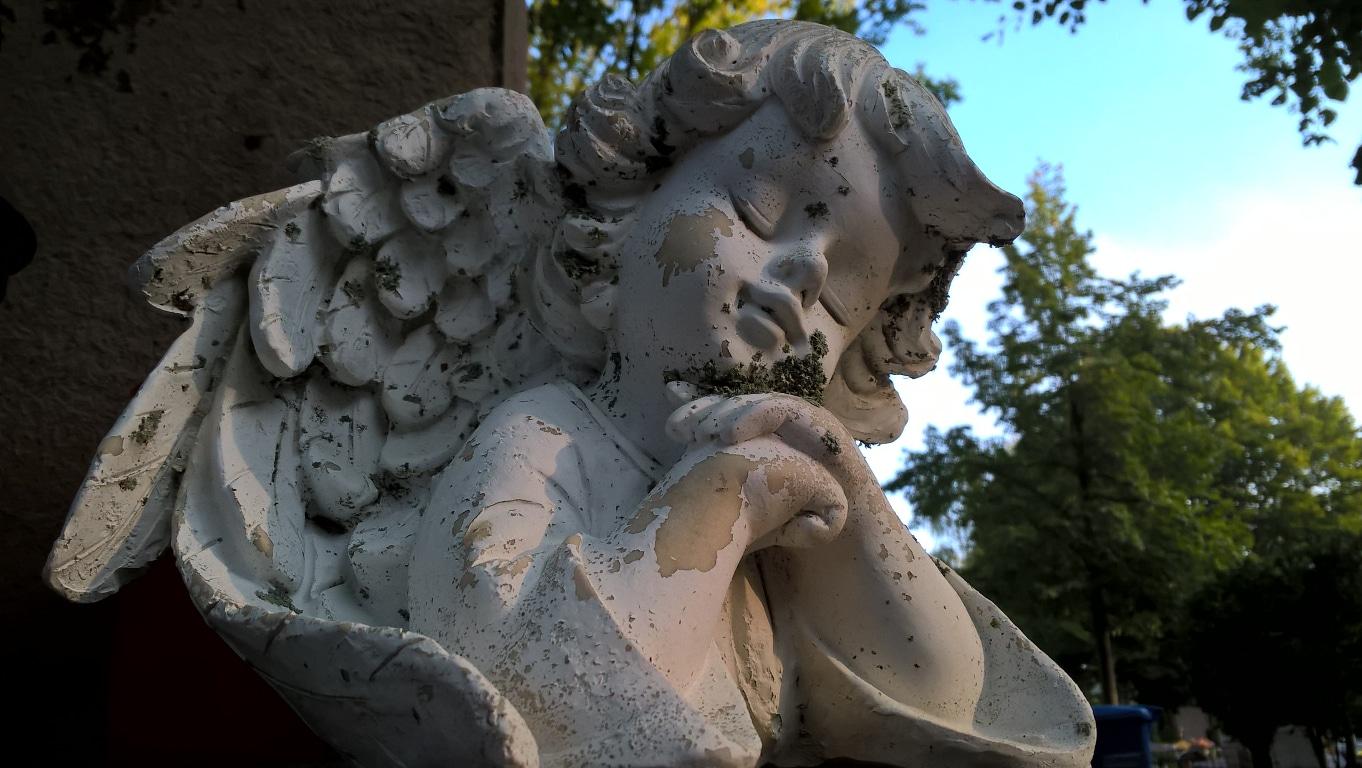 Engel Alter Friedhof