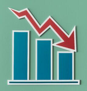 Statistik Abschwung