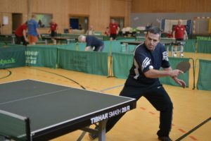 "40 years ""Our city plays table tennis"""