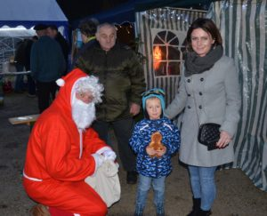 Christmas market Schnappach 2019