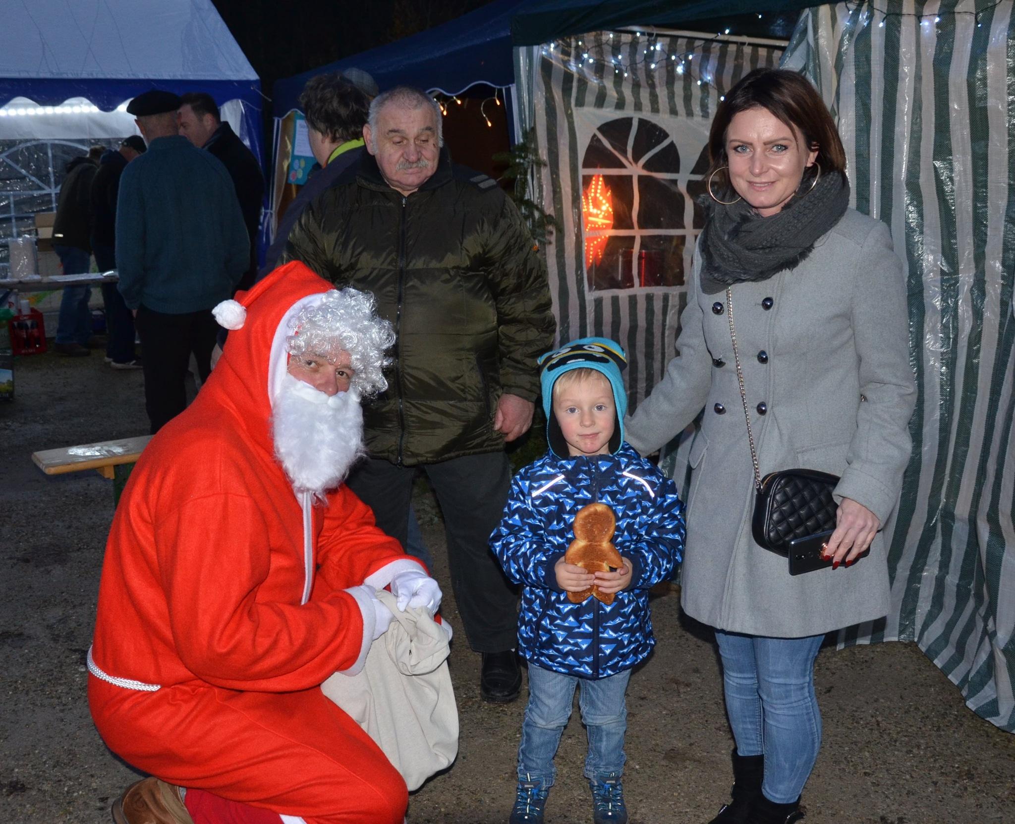 Weihnachtsmarkt Schnappach 2019