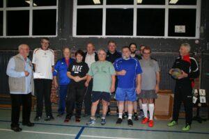 Der Reha Breitensportverein Friedrichsthal mit seiner großen Gruppe