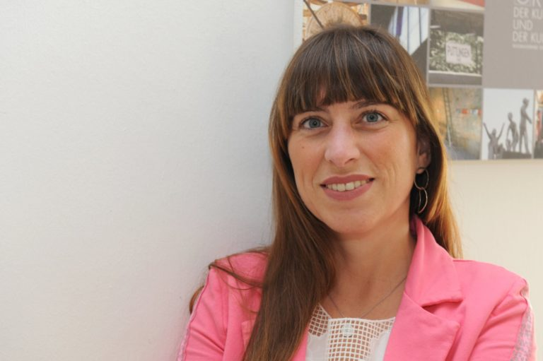 Mirjam Altmeier-Koletzki ist die neue Frauenbeauftragte des Regionalverbands | Bild: Stephan Hett / Regionalverband