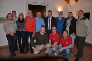 Grants for Sulzbach clubs