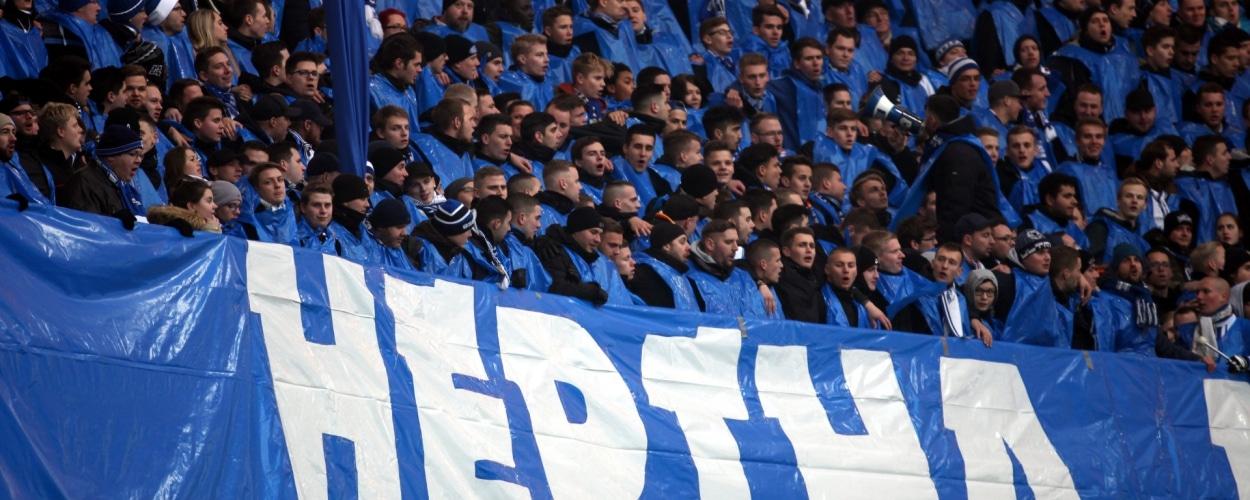 Fans von Hertha BSC, über dts