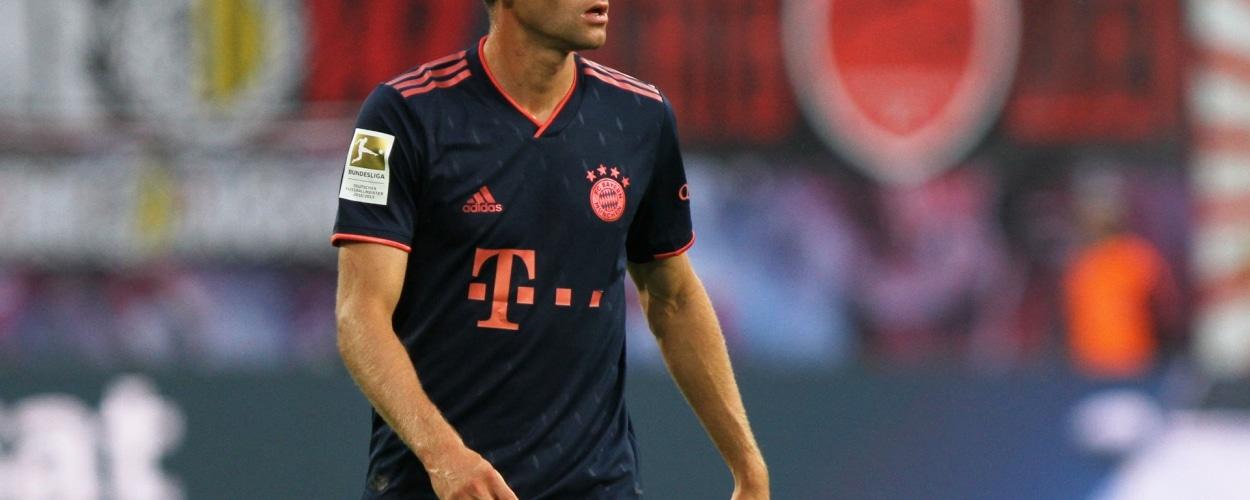 Thomas Müller (FC Bayern), über dts
