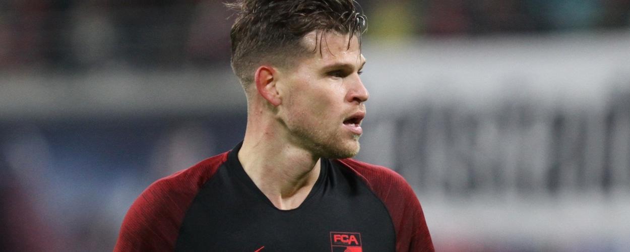 Florian Niederlechner (FC Augsburg), über dts