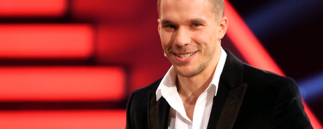 Lukas Podolski, über dts