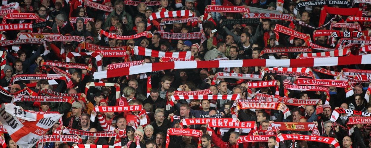 Fans von Union Berlin, über dts