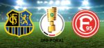 DFB-Pokal 2020: Viertelfinale FC Saarbrücken - Fortuna Düsseldörf