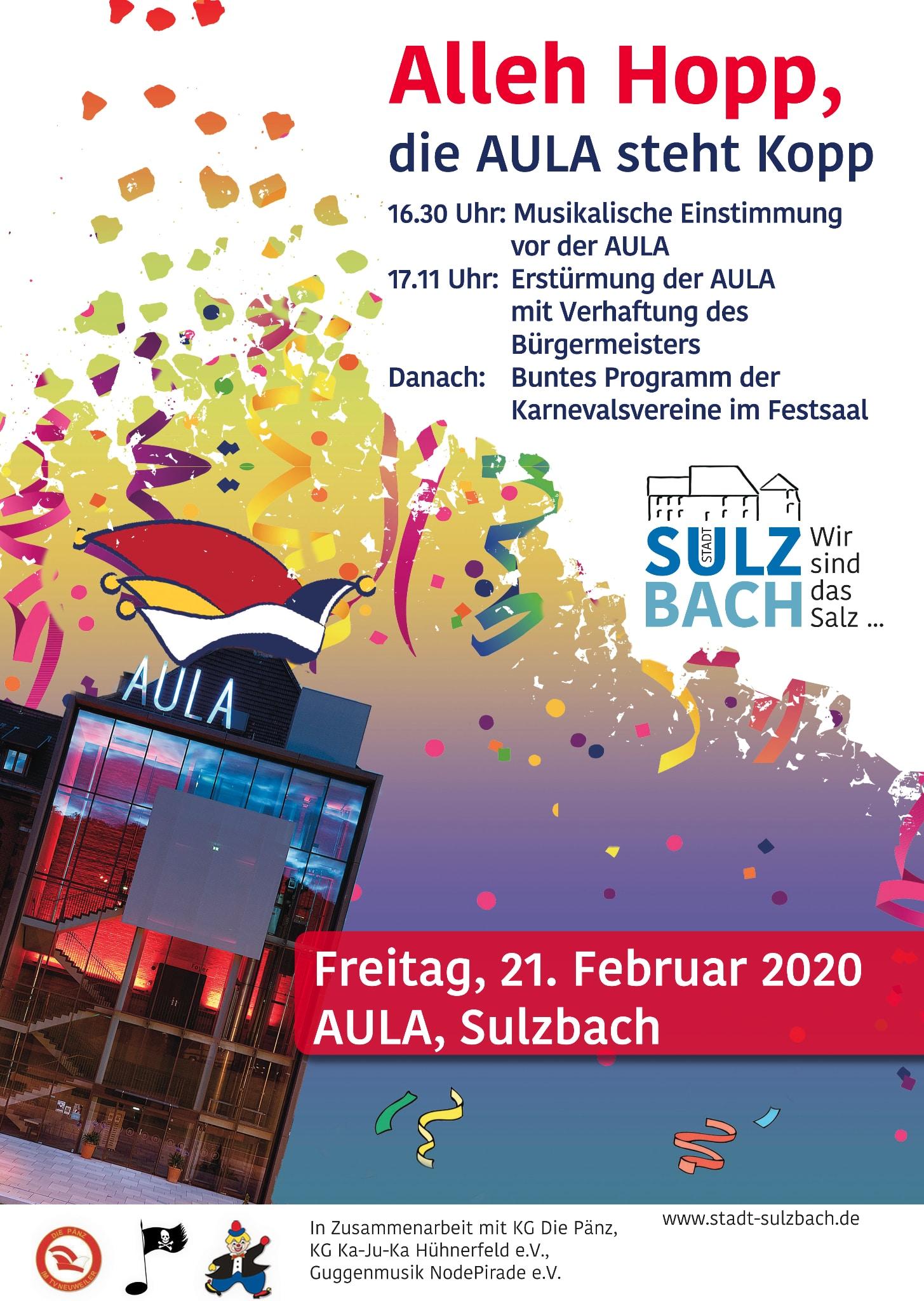 Aula-Sturm 2020