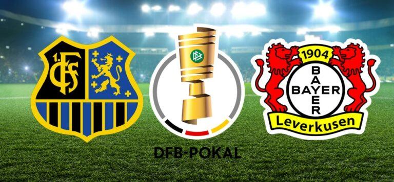 DFB Cup: FCS meets Bayer Leverkusen