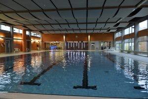 Indoor swimming pool Sulzbach