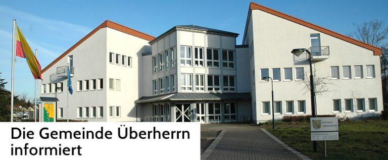 Community of Überherrn Informs