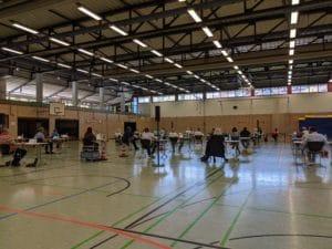 Stadtrat Firedrichsthal tagte in voller Besetzung
