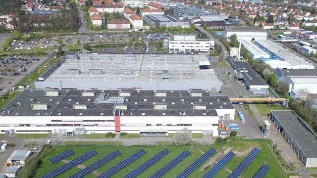 Bosch Standort in Homburg