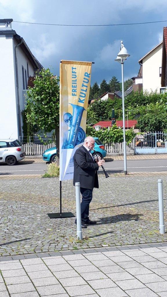 Helmut Eisel Markt Friedrichsthal