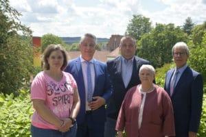 Friedrichsthaler SPD-Ortsverein setzt auf Christian Jung im Bürgermeisterwahlkampf