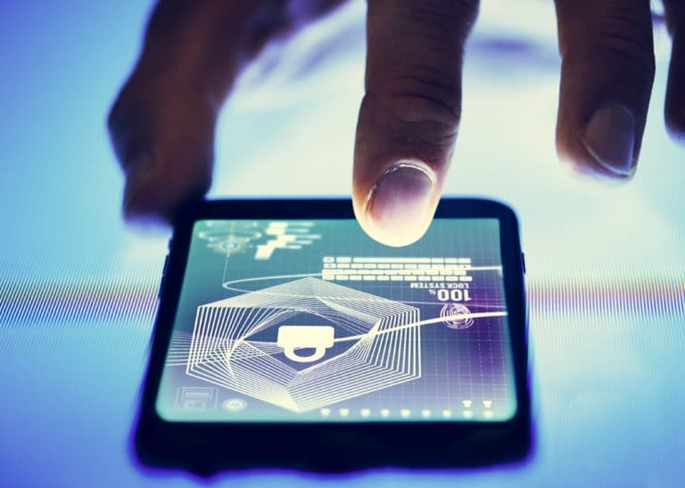 Data protection on the smartphone