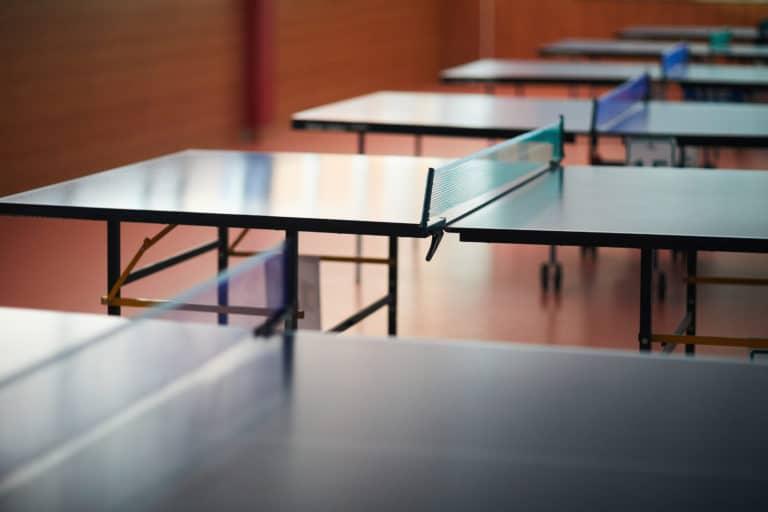 Tischtennis Tischtennisplatten
