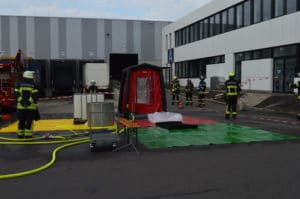 ABC mission in Kirkel | Image: K.Dörner / Kirkel Fire Department