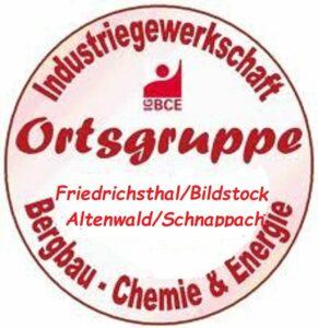 IGBCE Friedrichsthal wayside shrine Altenwald Schnappach