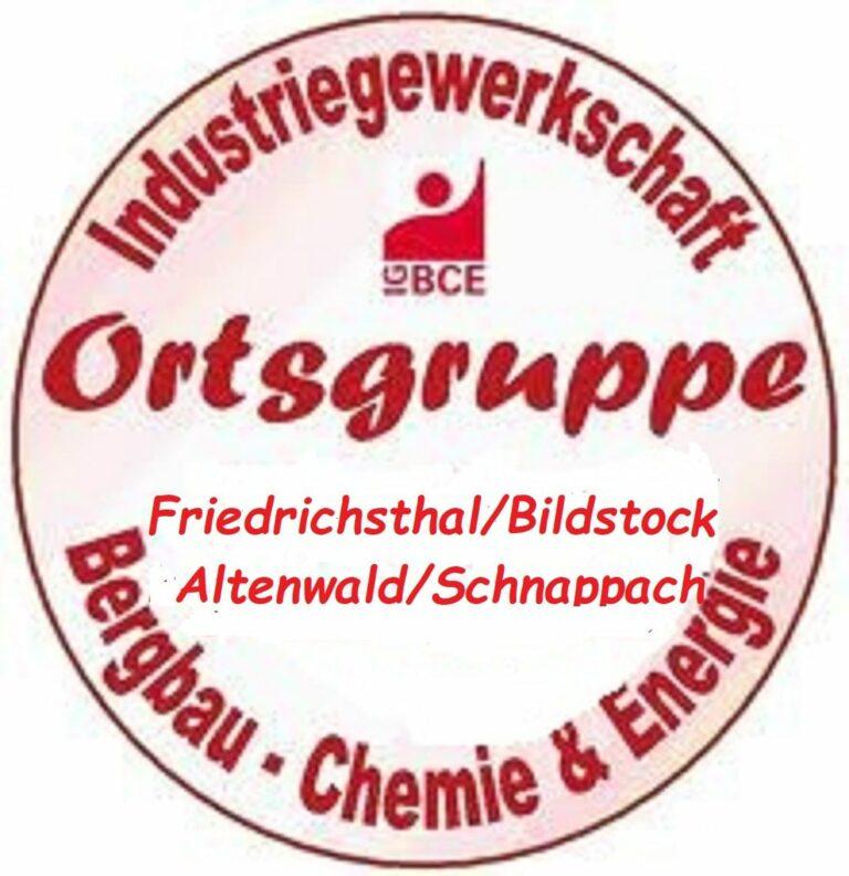 Santuario IGBCE Friedrichsthal Altenwald Schnappach