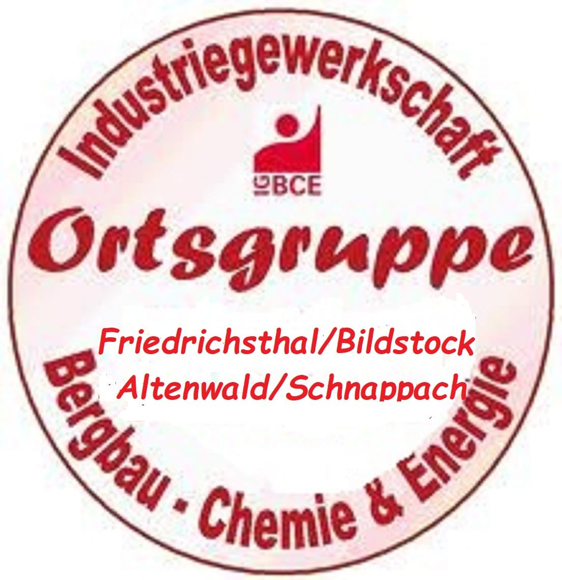 IGBCE Friedrichsthal Bildstock Altenwald Schnappach
