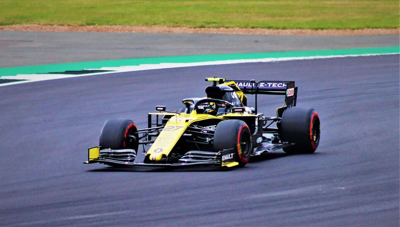 Nico Hülkenberg im Renault