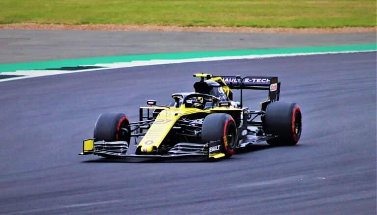 Nico Hulkenberg w Renault