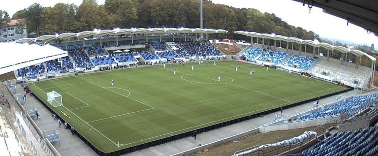 FCS - Hansa Rostock 2-0 partido inaugural
