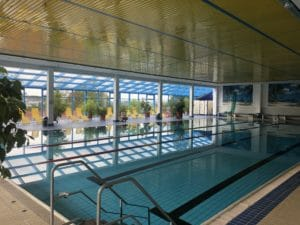 Indoor swimming pool Friedrichsthal