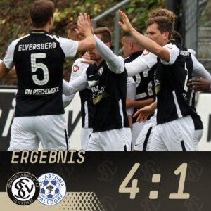 SV Elversberg - Astoria Walldorf