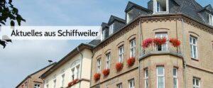 Blick auf das Rathaus von Schiffweiler | Bild: Gemeinde Schiffweiler
