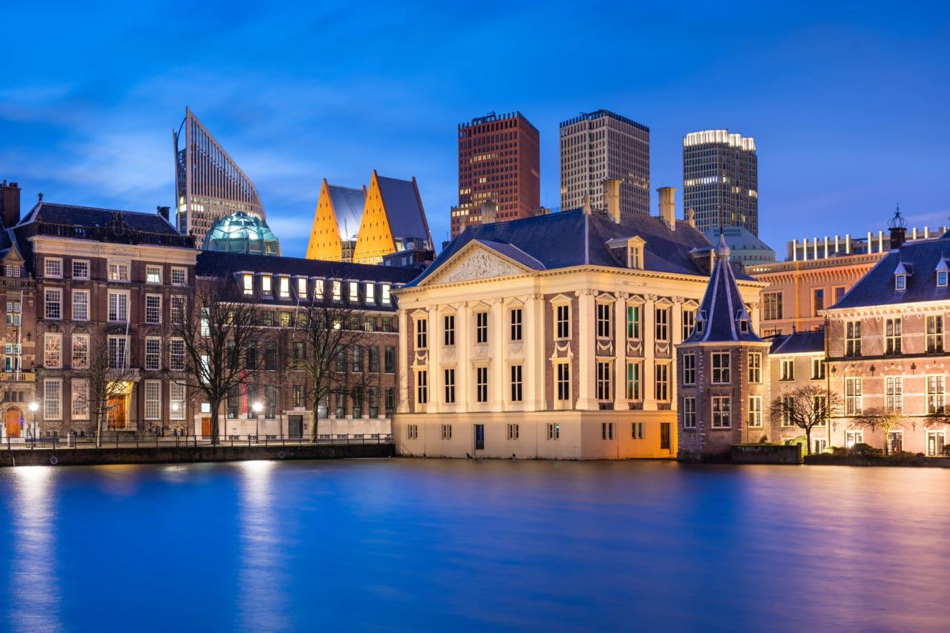 Das Parlament in Den Haag