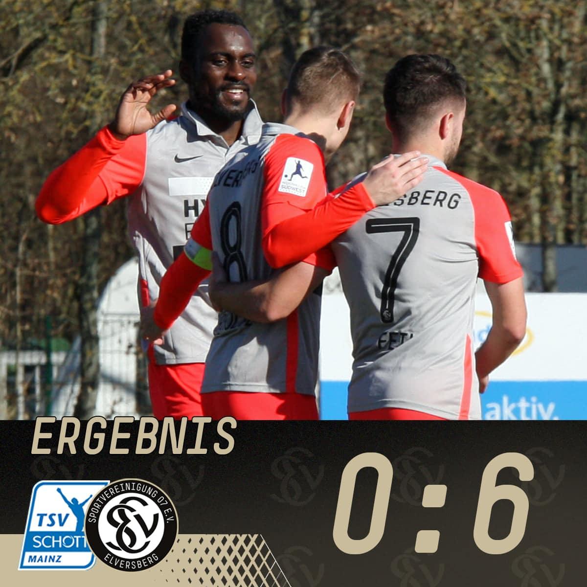 Schott Mainz - Elversberg | Bild: SV Elversberg